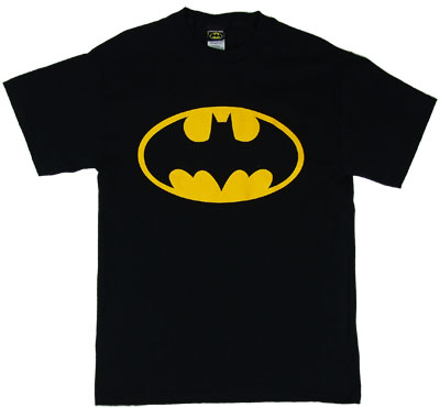 Batman Logo - Batman - DC Comics T-shirt